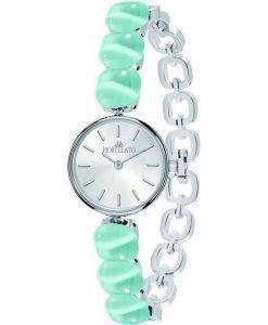 Morellato Gemma Silver Dial Quartz R0153154503 Womens Watch