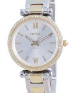Fossil Carlie Mini Diamond Accents Quartz ES4955 Women's Watch