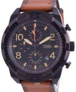 Fossil Bronson Chronograph Quartz FS5714 Mens Watch