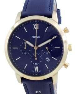 Fossil Neutra Chronograph Leather Quartz FS5790 Men's Watch