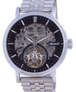 Ingersoll The Charles Skeleton Dial Stainless Steel Automatic I05804 Men's Watch