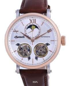 Ingersoll The Hollywood Open Heart Moon Phase Automatic I09602 Men's Watch