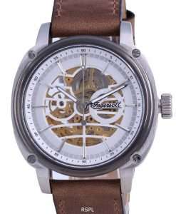 Ingersoll The Director Skeleton Dial Leather Automatic I09902 Men's Watch