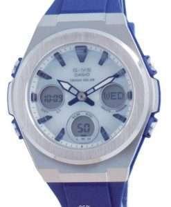 Casio Baby-G G-MS Analog Digital Tough Solar MSG-S600-2A MSGS600-2 100M Women's Watch