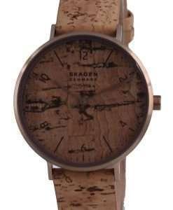 Skagen Aaren Naturals Brown Dial Quartz SKW2974 Women's Watch