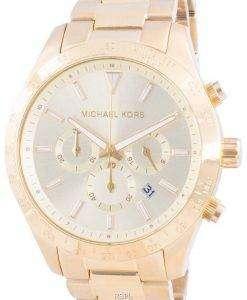 Refurbished Michael Kors Layton Quartz Chronograph MK8782 Men's Watch