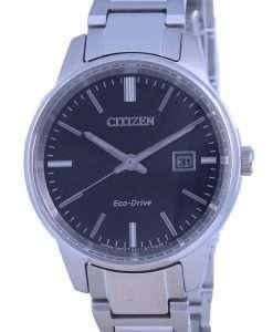 Citizen Classic Contemporary Elegant Black Dial Eco-Drive EW2591-82E 50M Womens Watch