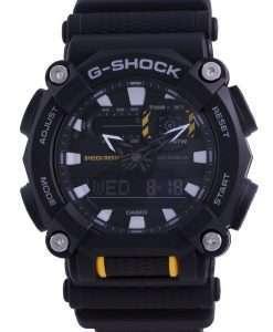 Casio G-Shock Black Dial Analog Digital GA-900-1A GA900-1 200M Mens Watch