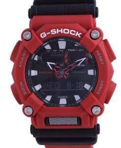 Casio G Shock Black Dial Analog Digital GA-900-4A GA900-4 200M Mens Watch