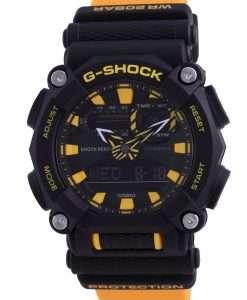 Casio G-Shock Analog Digital GA-900A-1A9 GA900A-1 200M Mens Watch