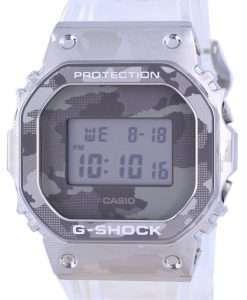 Casio G-Shock Digital GM-5600SCM-1 GM5600SCM-1 200M Mens Watch
