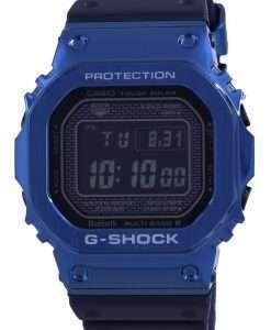 Casio G-Shock Full Metal Tough Solar Bluetooth Radio Controlled Digital GMW-B5000G-2 GMWB5000G-2 200M Mens Watch