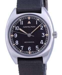 Hamilton Khaki Aviation Pilot Pioneer Mechanical H76419931 100M Mens Watch