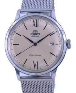 Orient Bambino Contemporary Classic Automatic RA-AC0020G10B Mens Watch