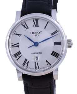 Tissot T-Classic Carson Premium Automatic T122.207.16.033.00 T1222071603300 Women's Watch
