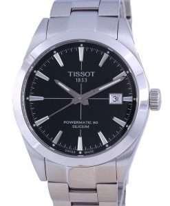 Tissot T-Classic Gentleman Powermatic 80 Silicium Automatic T127.407.11.091.01 T1274071109101 100M Men's Watch